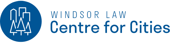 Windsor Law Centre for Cities logo