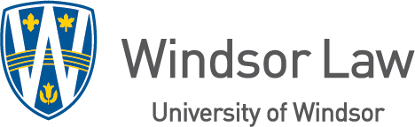 Logo Windsor Law University of Windsor