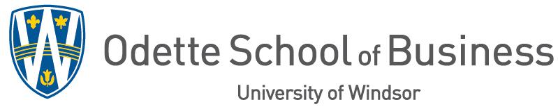 Odette School of Business logo