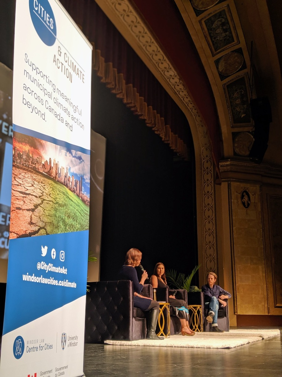 launching cities and climate action