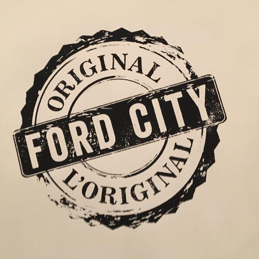 Ford City BIA Logo