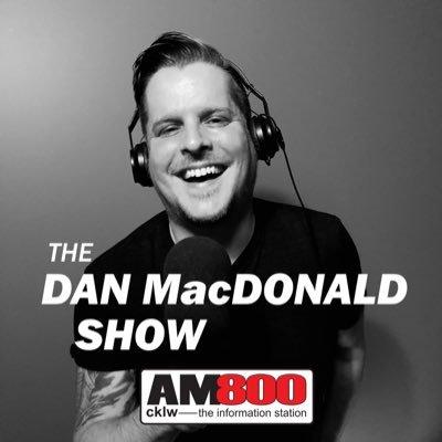 Dan MacDonald from AM800